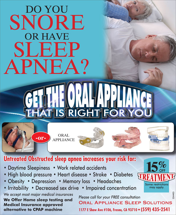 Sleep Apnea Special